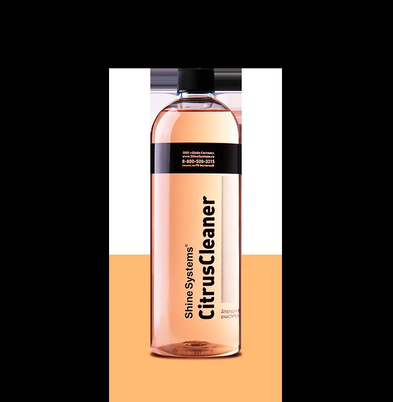 CitrusCleaner – апельсиновый очиститель (750 мл)