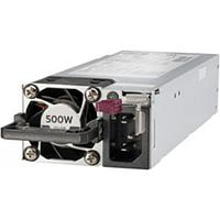 Блок питания HPE HPE 500W FS Plat Ht Plg LH Pwr Sply Kit