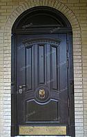 Входные уличные двери на заказ в Алматы
