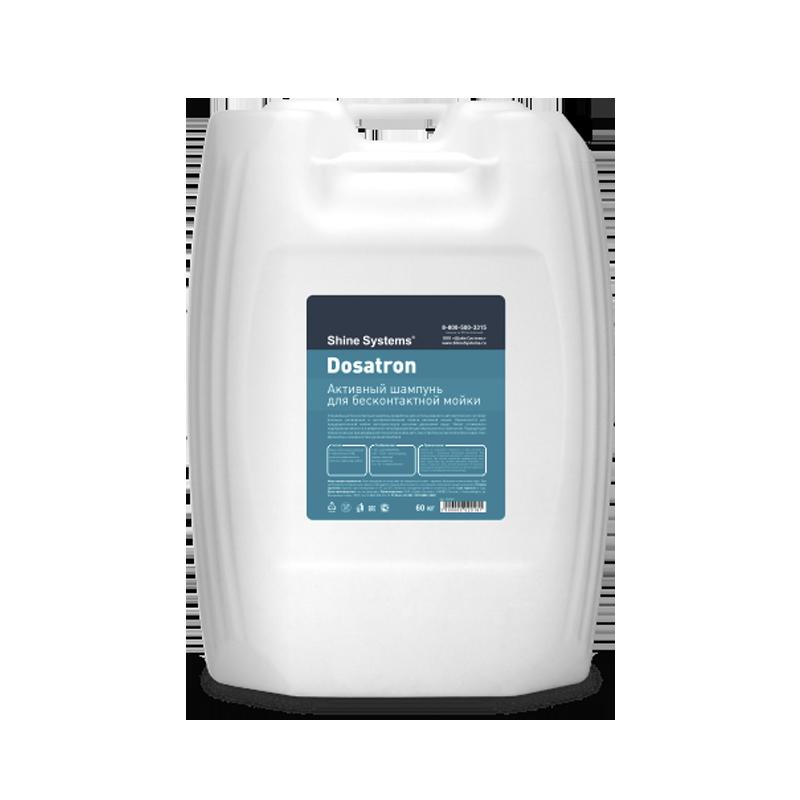 Dosatron – активный шампунь для бесконтактной мойки (канистра 60 кг)