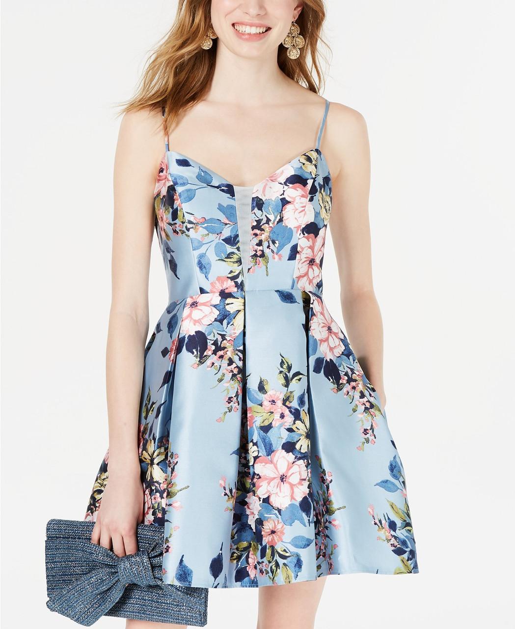 Teeze Me Женское платье - Е2