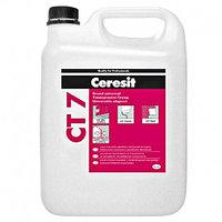 Ceresit СТ 7 Грунтовка универсальная глубокопроникающая водно-дисперсионная, 10 л