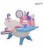 Набор для купания кукол Полесье с аксессуарами