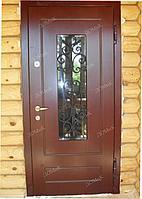 Двери на заказ железные