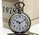 Карманные кварцевые часы на цепочке Super Man. Подарок! Kaspi RED. Рассрочка., фото 4