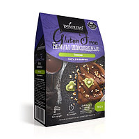 POLEZZNO Cмесь( безглютеновая) для выпечки Блины шоколадные
