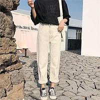 Женские джинсы S, M,L белый цвет