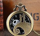 Карманные кварцевые часы на цепочке. Черепок! Kaspi RED. Рассрочка., фото 2