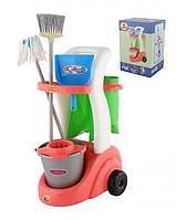 Игровой набор для уборки Полесье 53602