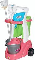 Игровой набор для уборки Полесье 53602, фото 1