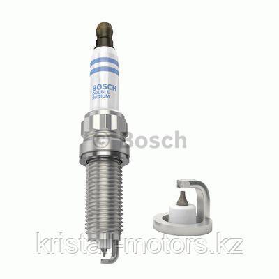 Свеча зажигания BOSCH 0242135529/VR7NII33 = TOYOTA 1.8 1ZRFE