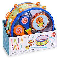 Музыкальные инструменты La La Band (Happy Baby, Великобритания)