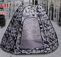 Палатка для зимней рыбалки автомат 6 граней