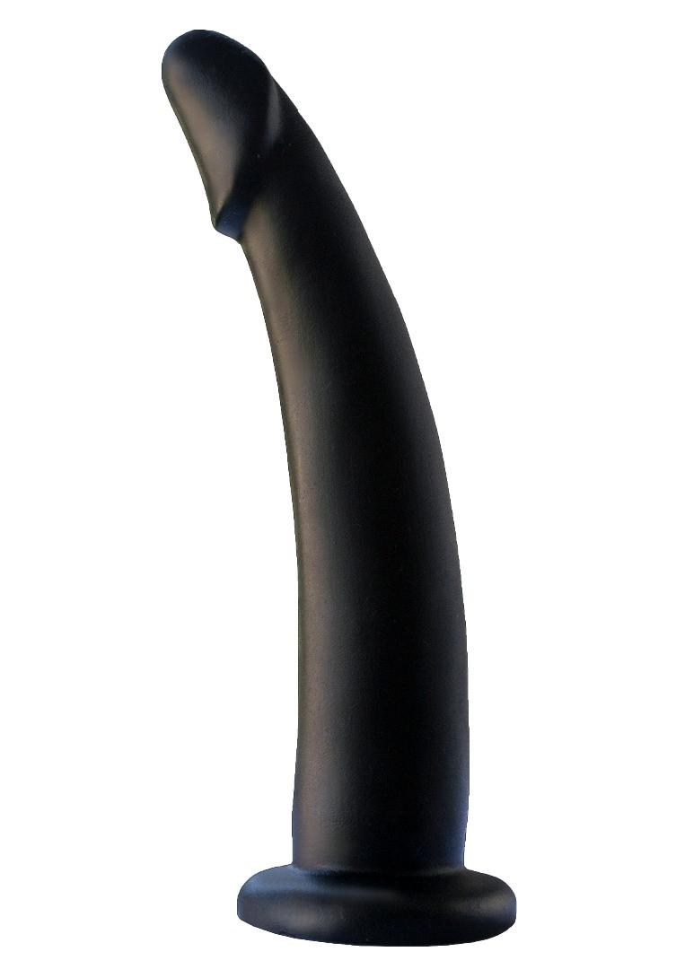 Анальная втулка L 17.5 см D 3.5 см, цвет чёрный