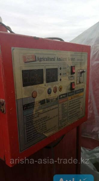 Отопительные котлы для теплиц, складов и тд. Agricultural ambient.
