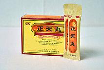 Порошок Чжэнтянь от мигрени, 10пакетиков