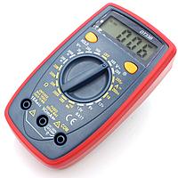 Мультиметр цифровой DT33B с подсветкой