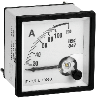 Амперметр Э47 100/5А 72х72 IEK