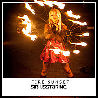 Шоу Проект FIRE SUNSET(огонь), фото 1