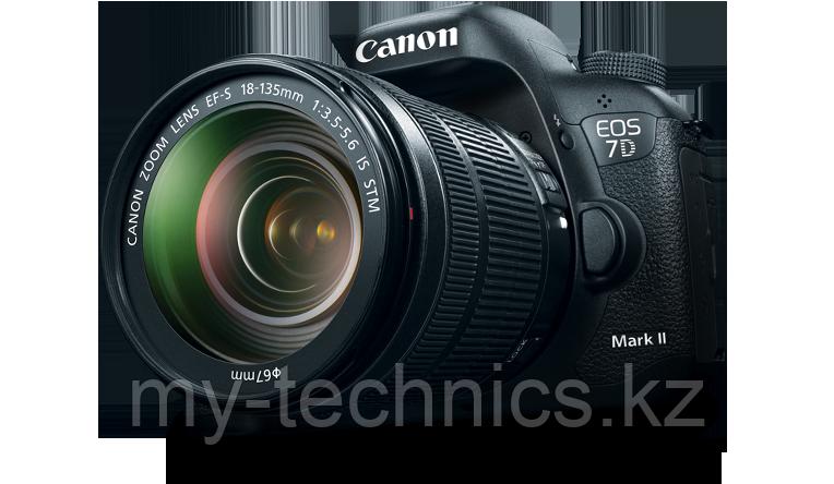 Фотоаппарат Canon EOS 7D MARK II kit 18-135 mm IS USM WI-FI +GPS
