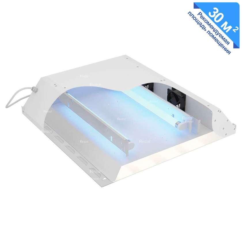 Рециркулятор встраиваемый светодиодный LedEffect Антивирус Грильято LE-5345