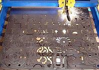 Резка черного металла на плазменном и гидроабразивном станках