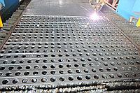 Резка алюминия на плазменном и гидроабразивном станках