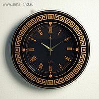 """Часы настенные, серия: Классика, """"Ретро"""", узорчатое кольцо А1, 32х32 см, микс"""