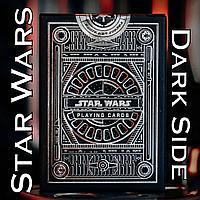 Карты Star Wars Dark Side Silver Edition (Theory11)
