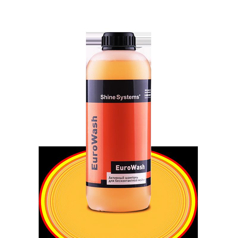 EuroWash – активный шампунь для бесконтактной мойки (1.2 кг)