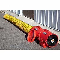 Ventilation Duct Carrier
