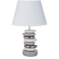 Светильник+абажур высота=43 см.диаметр=27 см.е-14, 139-160