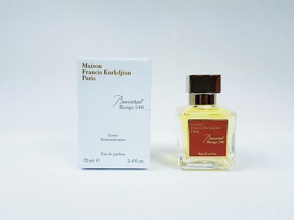 Maison Francis Kurkdjian Baccarat Rouge 540 70 ml. - Парфюмированная вода - Унисекс (тестер ), фото 2