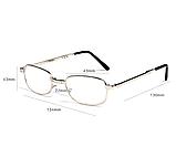 Складные увеличительные очки Фокус Плюс с футляром, фото 5