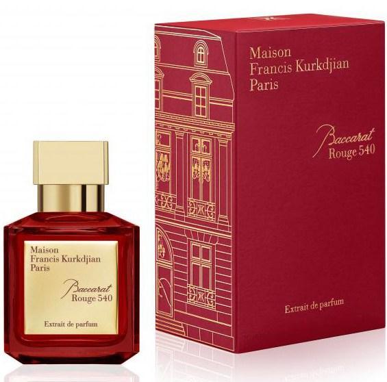 Maison Francis Kurkdjian Baccarat Rouge 540 Extrait 70 ml. - Парфюмированная вода - Унисекс