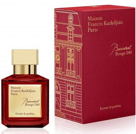 Maison Francis Kurkdjian Baccarat Rouge 540 Extrait 70 ml. - Парфюмированная вода - Унисекс, фото 2