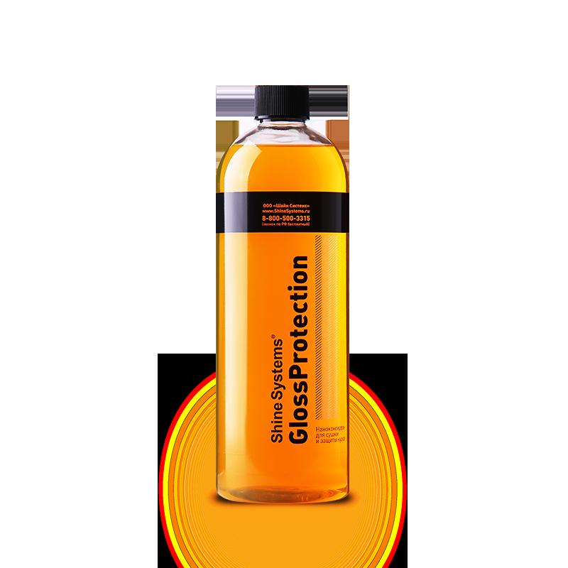 GlossProtection – наноконсервант для сушки и защиты кузова (750 мл)