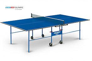 Теннисный стол Start Line Olympic с сеткой, фото 2