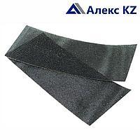 Шлифовальная сетка DEXX абразивная, водостойкая №220, 105х280мм, 3 листа