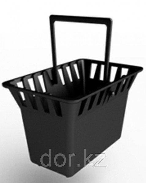 Корзина дождеприёмника с ручкой (черный)