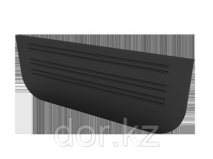Заглушка для лотков пластиковых Стандарт 100.65 (черный)