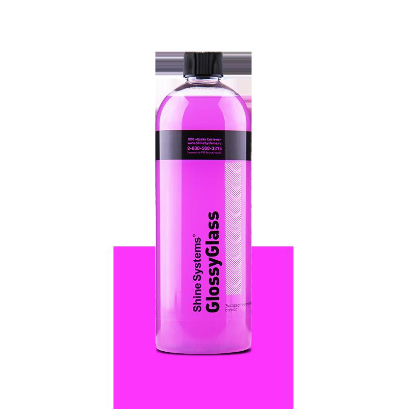 GlossyGlass – экспресс-очиститель стекол (750 мл)