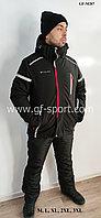 Мужской горнолыжный костюм Columbia (черный)