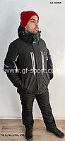 Мужской горнолыжный костюм Salomon (черный)