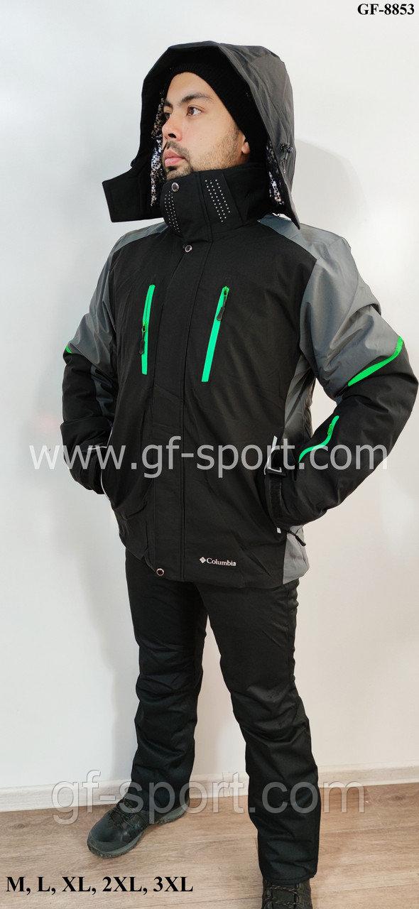 Мужской горнолыжный костюм Columbia (комбинированный)