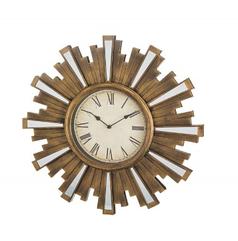 Часы настенные кварцевые SWISS HOME 50*50*4 (220-104)