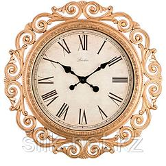Часы настенные кварцевые royal house 59*59*5 см диаметр циферблата