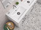 Кафель | Плитка настенная 20х60 Соната | Sonata серый, фото 5