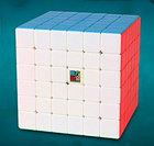 Профессиональный Кубик Рубика 6 на 6 Moyu MeiLong в цветном пластике, фото 2