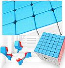 Профессиональный Кубик Рубика 6 на 6 Moyu MeiLong в цветном пластике, фото 7